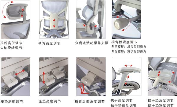 广州办公家具大班椅